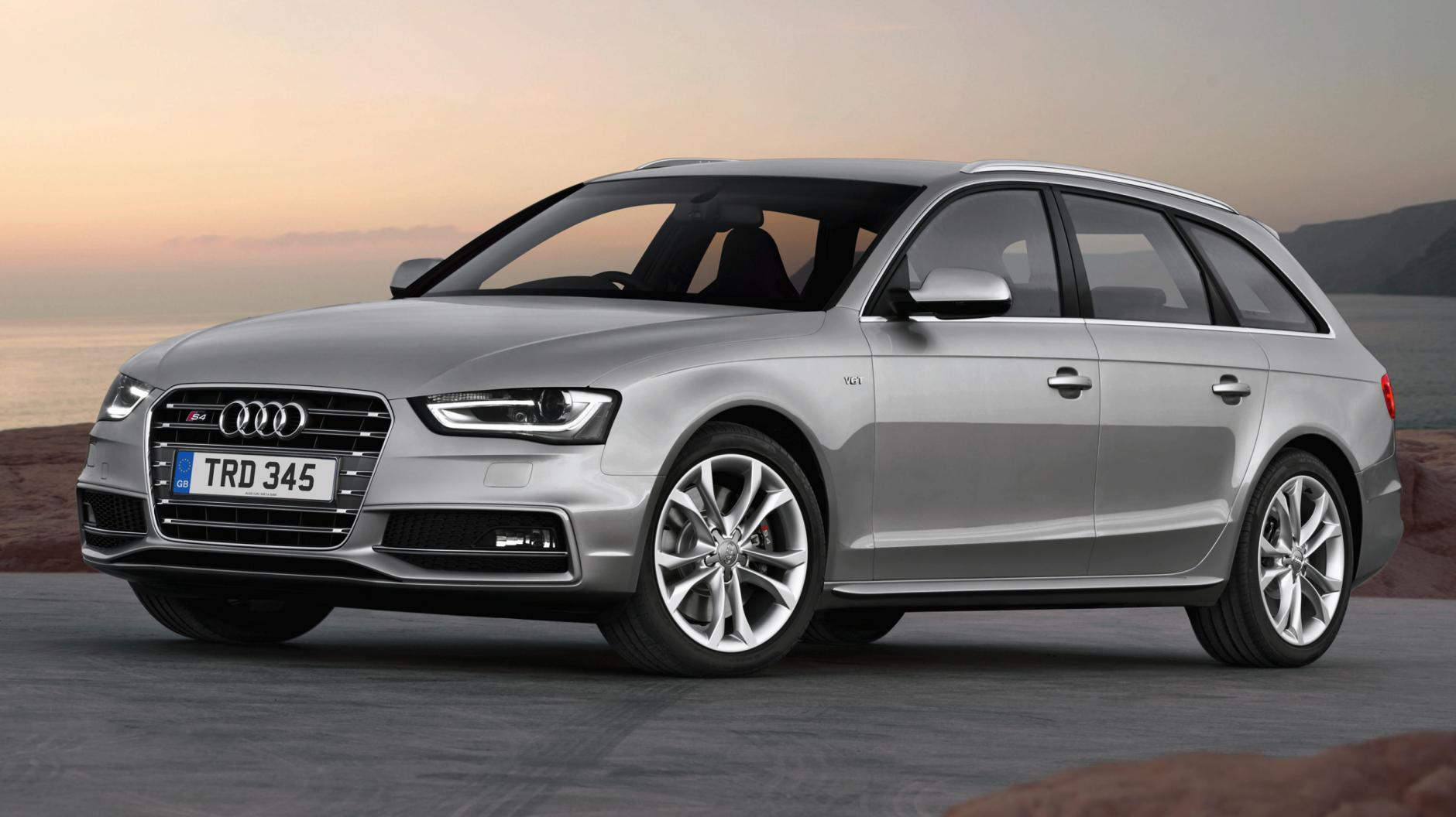 Novo Audi A4 Avant 2016