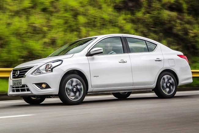 Nissan Maxima 2017 Interior >> Novo Versa 2016 da Nissan - Confira o Preço, versões, interior