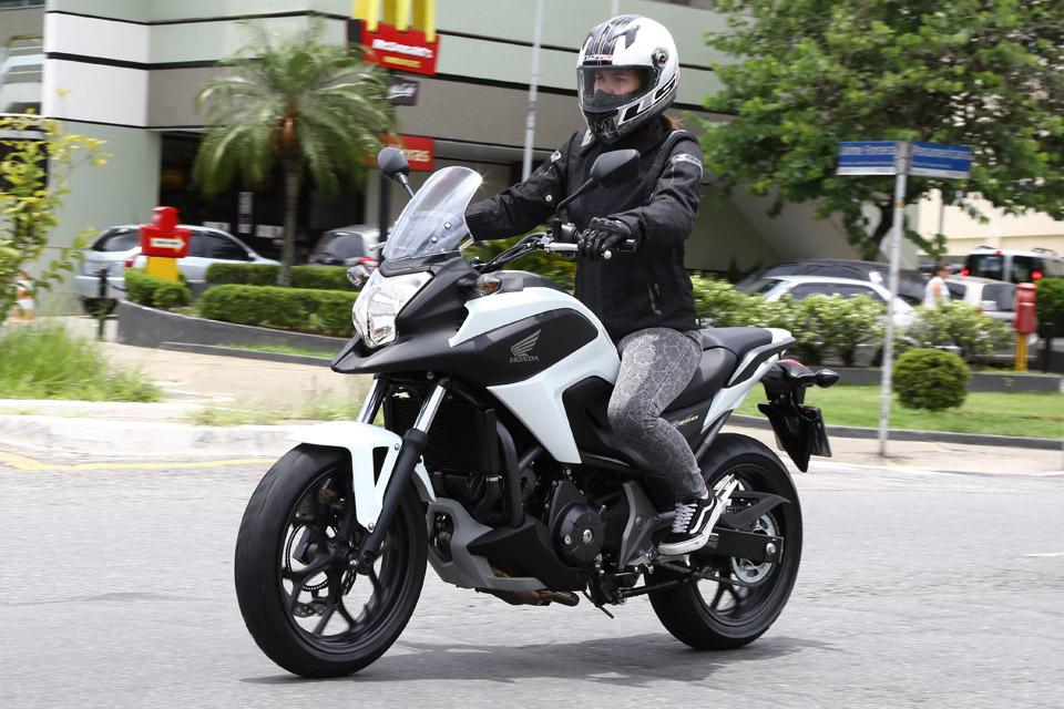 Honda NC 750X 2016