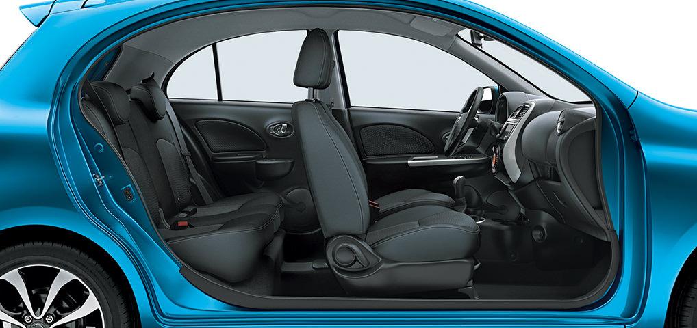 Novo Nissan March 2016