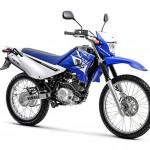Nova Yamaha XTZ 125 2016
