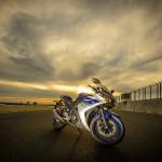 Nova Yamaha R3 2016