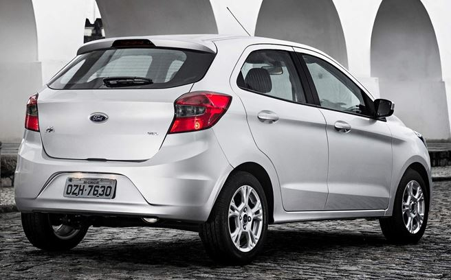 novo ford ka 2017 hatch pre o interior fotos lan amento. Black Bedroom Furniture Sets. Home Design Ideas