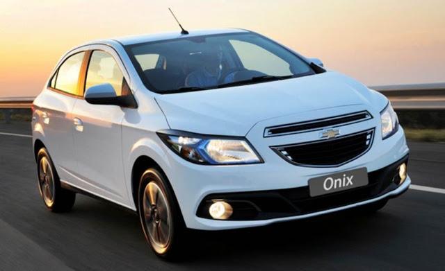 Novo Onix 2017