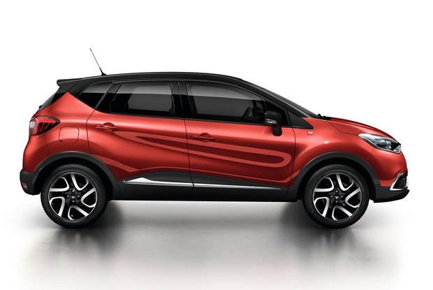Nova Renault Captur 2017