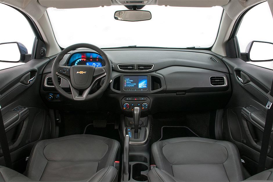 Novo Onix interior
