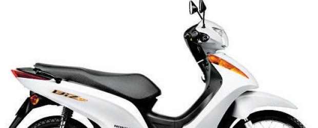 Honda Biz 100 2017