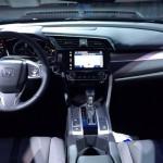 Novo Honda Civic 2017 consumo