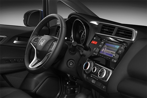 Conheça o Novo Honda Fit 2017 seu Lançamento preço interior