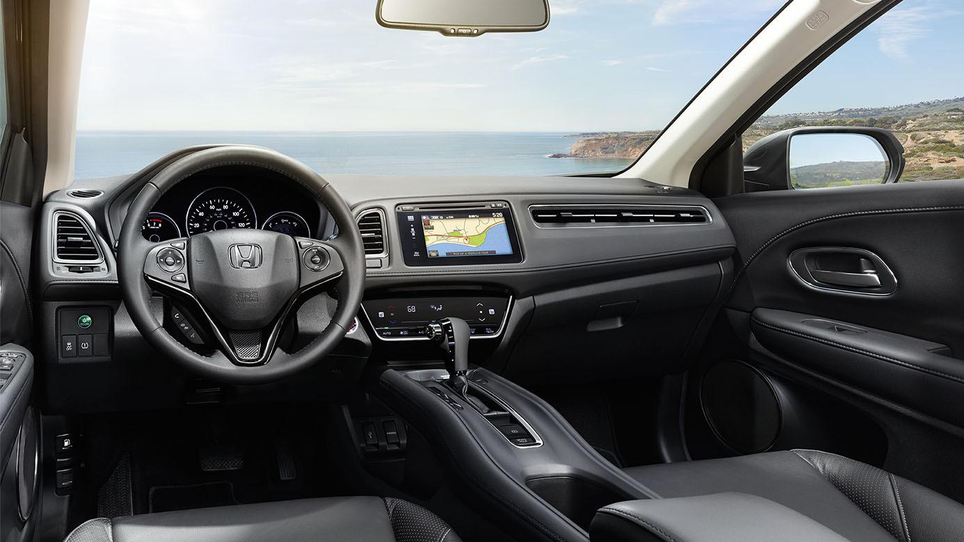 Novo Honda HR-V 2017 e seu lançamento, preço, versões ...