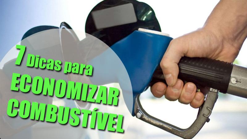 Saiba como economizar combustível