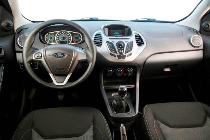 Novo Ford Ka 2017 Preco Interior Fotos Consumo Opiniao