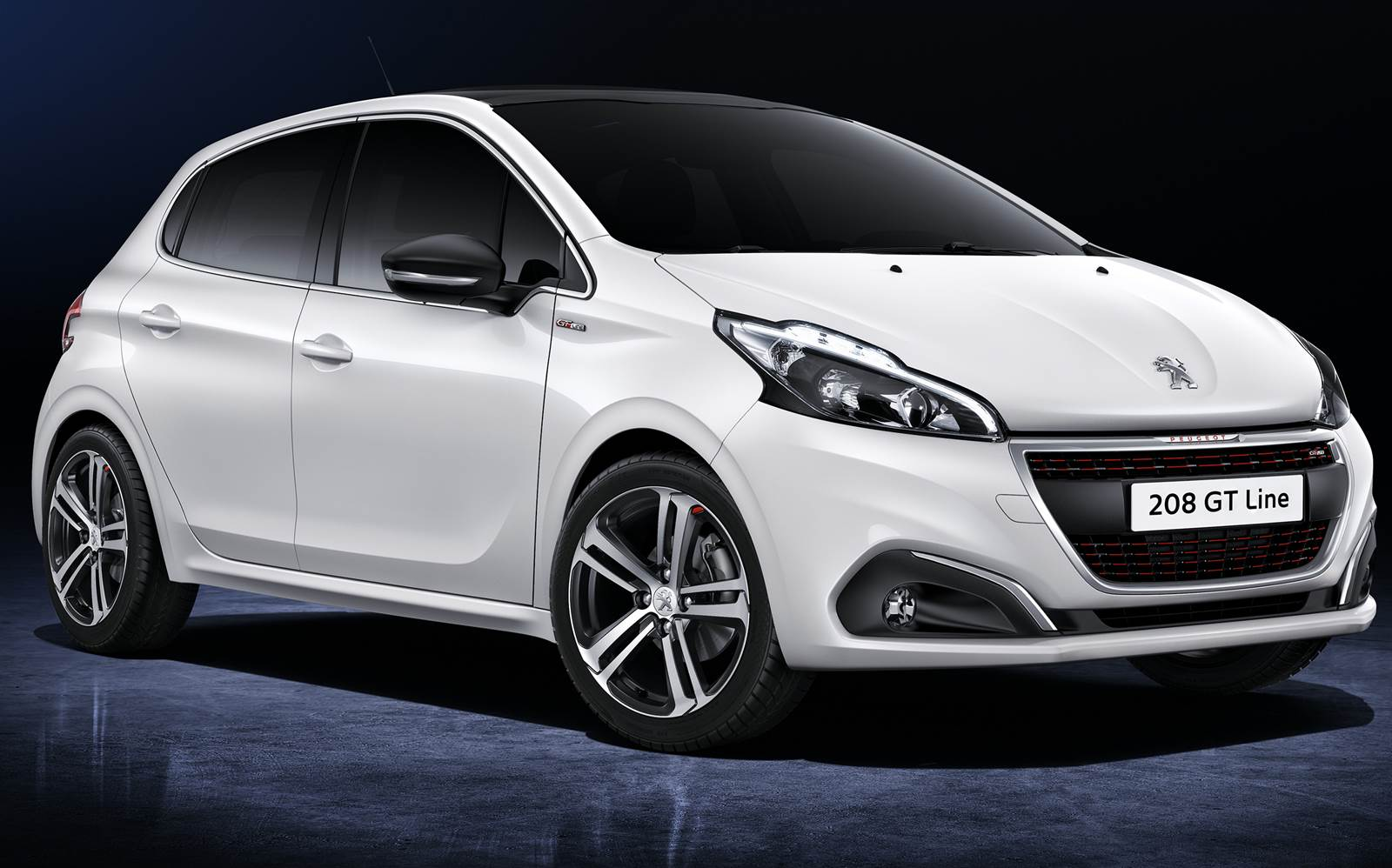 Novo gol 2016 2017 g7 pre o pot ncia fotos lan amento for Peugeot 208 interior 2017
