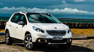 Novo Peugeot 2008 2017