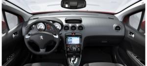 Novo 308 Peugeot