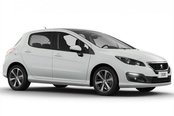 Novo Peugeot 308 2017