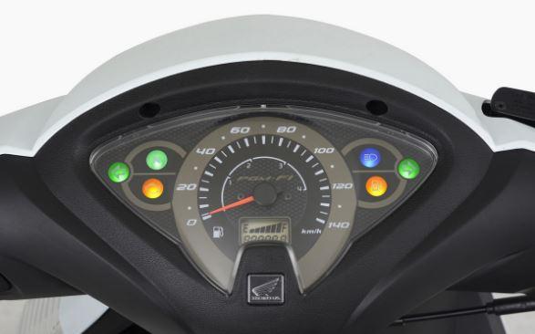 Honda Biz 125 2017