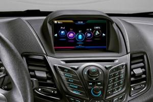 New Fiesta 2017 sedan