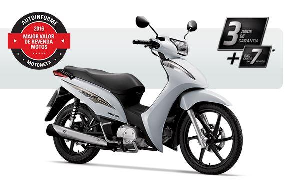 Nova Honda Biz 125 2017