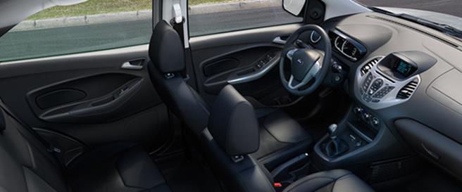 Novo Ford Ka 2017 Sedan Da Ford Preco Interior Novidades Foto