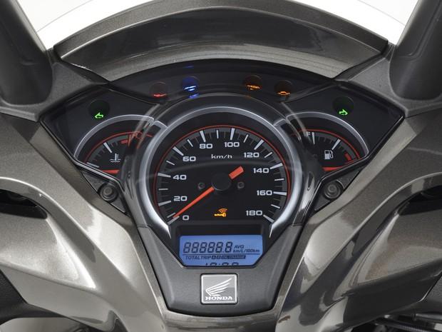 Nova Honda SH 300i 2017 - Preço, potência, consumo, fotos e mais