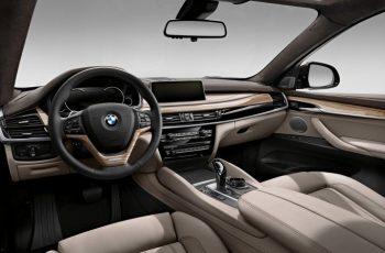 Nova BMW X6 2017