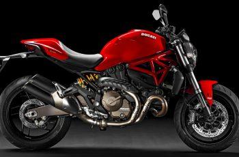 Nova Ducati Monster 821 2017