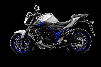 Nova Yamaha MT 03 2017