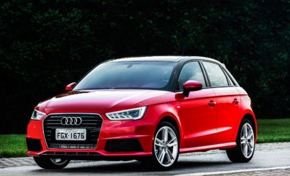 Novo Audi A1 Sportback 2017