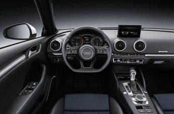 Novo Audi A3 Sedan 2017