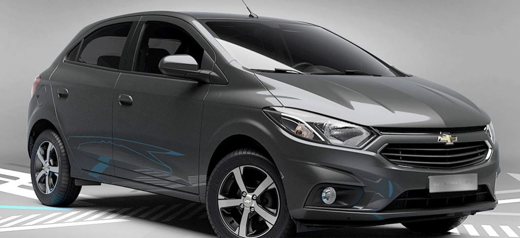 Novo Chevrolet Onix 2017 – Lançamento, Preço, Versões, Novidades ...