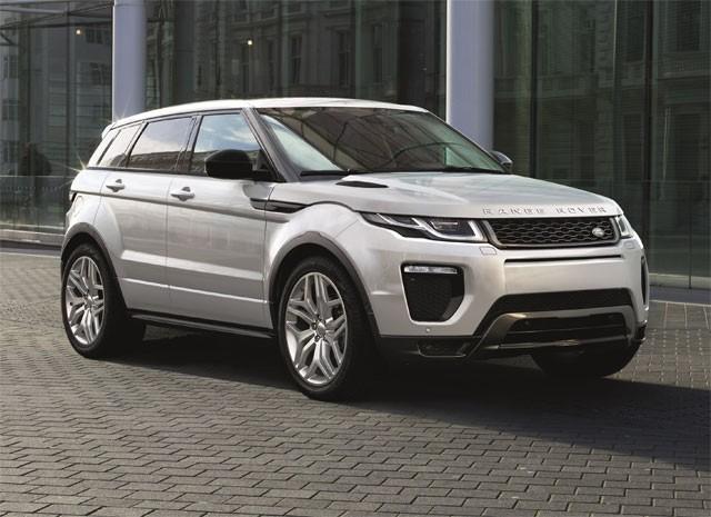Novo Range Rover Evoque 2017
