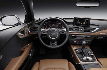 Novo Audi A7 Sportback 2017