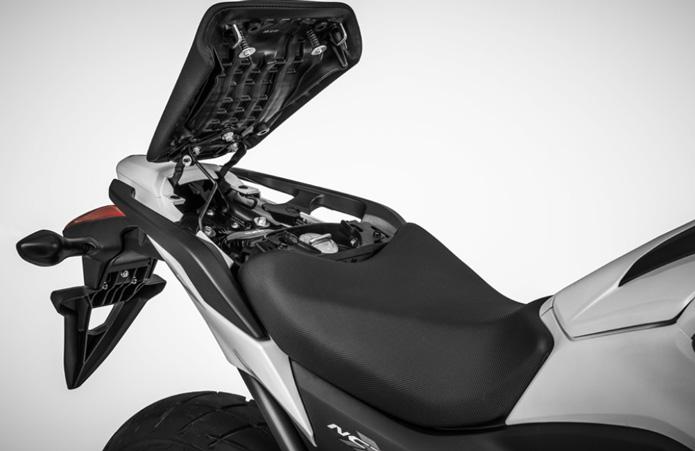 Nova Honda NC 750X 2017