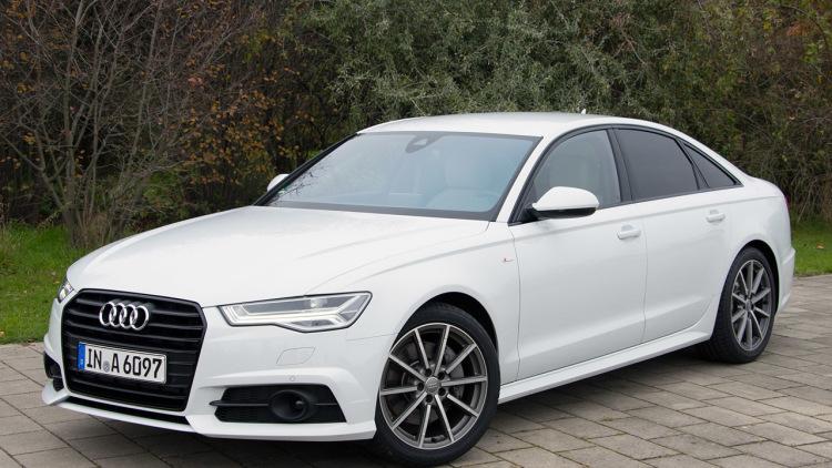 Novo Audi A6 2017 - sedan