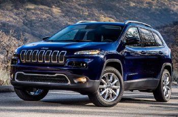 novo jeep cherokee 2017