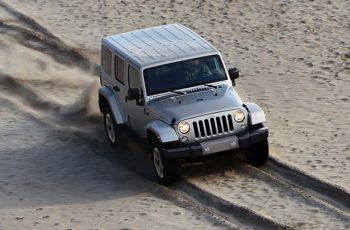 Novo Jeep Wrangler 2017