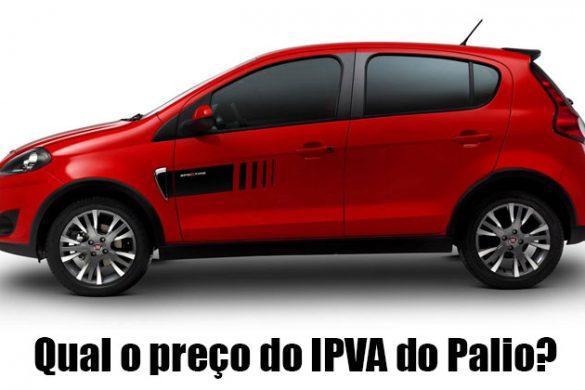 Preço do IPVA do Palio