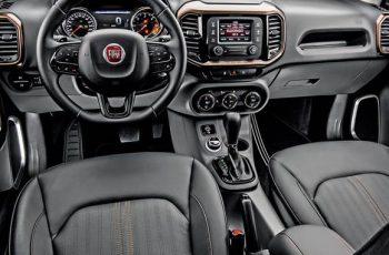 Novo Fiat Toro 2018