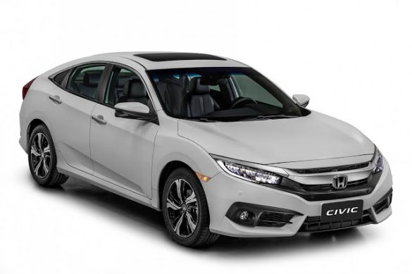 Novo Honda Civic 2018