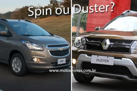 Spin ou Duster