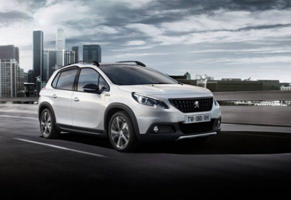 Novo Peugeot 2008 2018