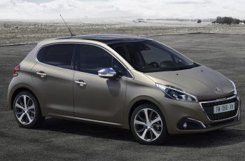 Novo Peugeot 208 2018