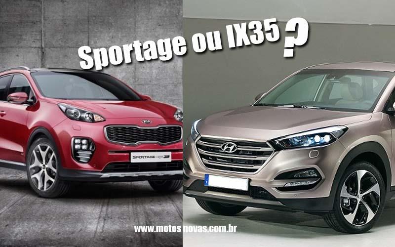 Sportage ou IX35
