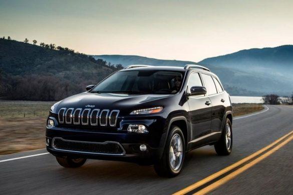 Novo Jeep Cherokee 2018