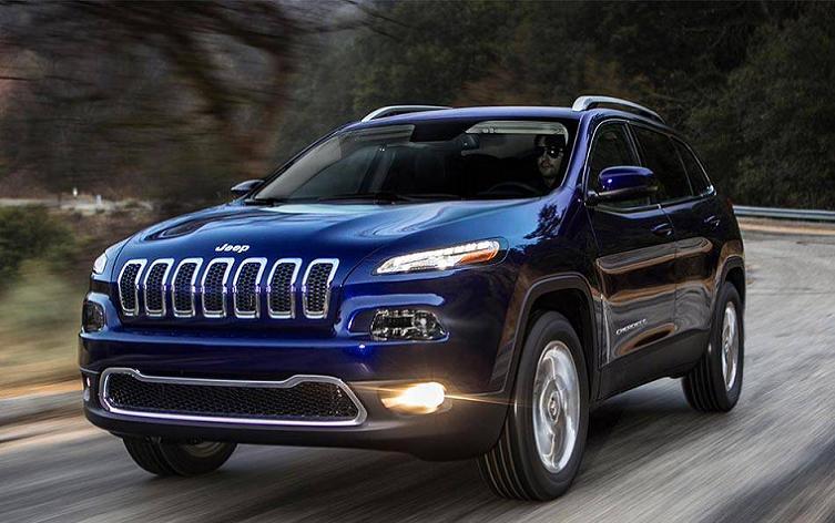 Novo Jeep Cherokee 2018 - Preços, Lançamento, Versões, o ...