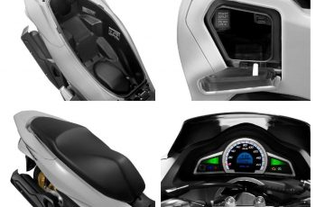 Nova Honda PCX 2018