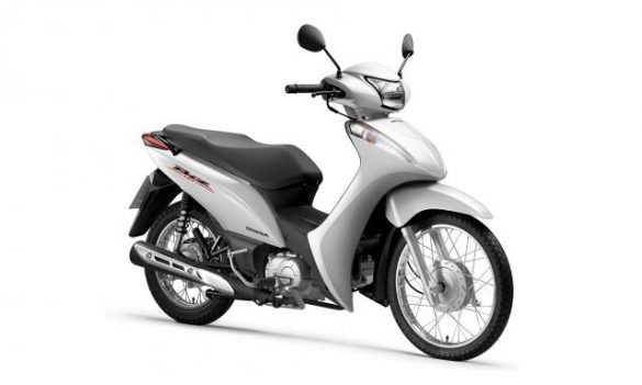 Nova Honda Biz 110 2018