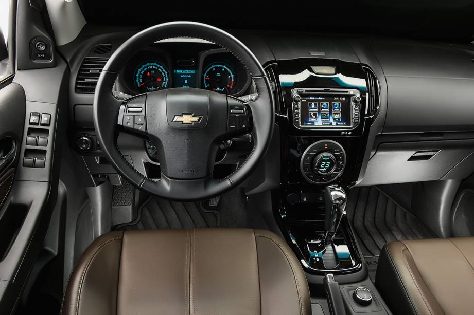 Nova S10 2018 da Chevrolet, veja as novidades, preço da ...