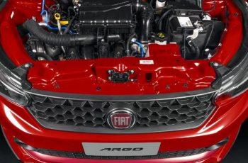 Novo Fiat Argo 2018